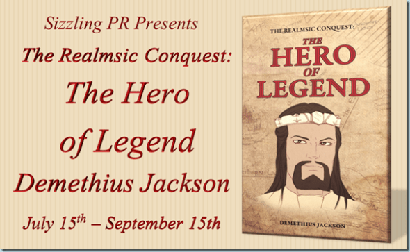 The hero of legend - Demethius Jackson - Banner