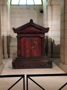 Tomb of Rousseau