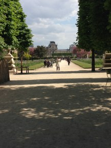 Louvre Garden