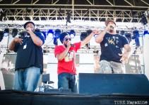 Sacramento TBD Fest 2014. Blackalicious. Photo Kate Gonzales