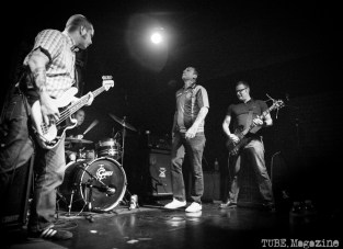 West Lords playing a show at the Blue Lamp in Sacramento CA. August 2014 Photo: Melissa Uroff
