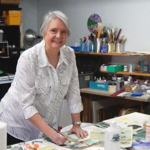 Melissa Walker, artist and art educator