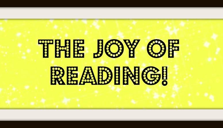The joy in reading