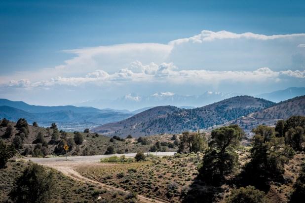 Beautiful Nevada views