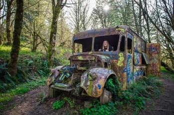 Gresham Butte Bus-9