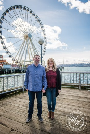 Ryan + Julie's Seattle Engagement Photo Shoot-19