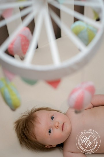 Miss Violet Pearl's 3 Month Photos-13