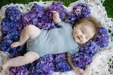 Miss Violet Pearl's 3 Month Photos-37