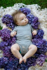 Miss Violet Pearl's 3 Month Photos-41