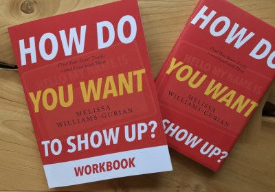 A New Workbook for Leading With Self-Knowledge
