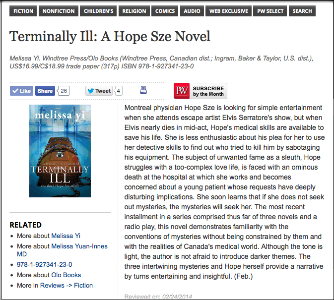 PW cropped Publishers Weekly Terminally Ill Screen Shot 2014-03-20 at 10.42.35 AM