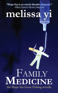 Family Medicine ebook cover-jutoh