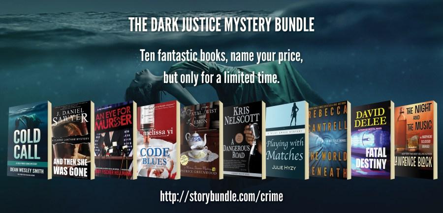 Dark Justice ad