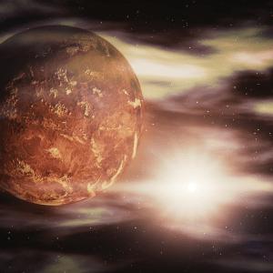 Did you know rain on Venus is made of sulfuric acid?