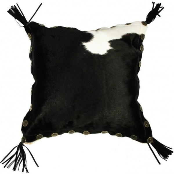Melissimo pillow cow black