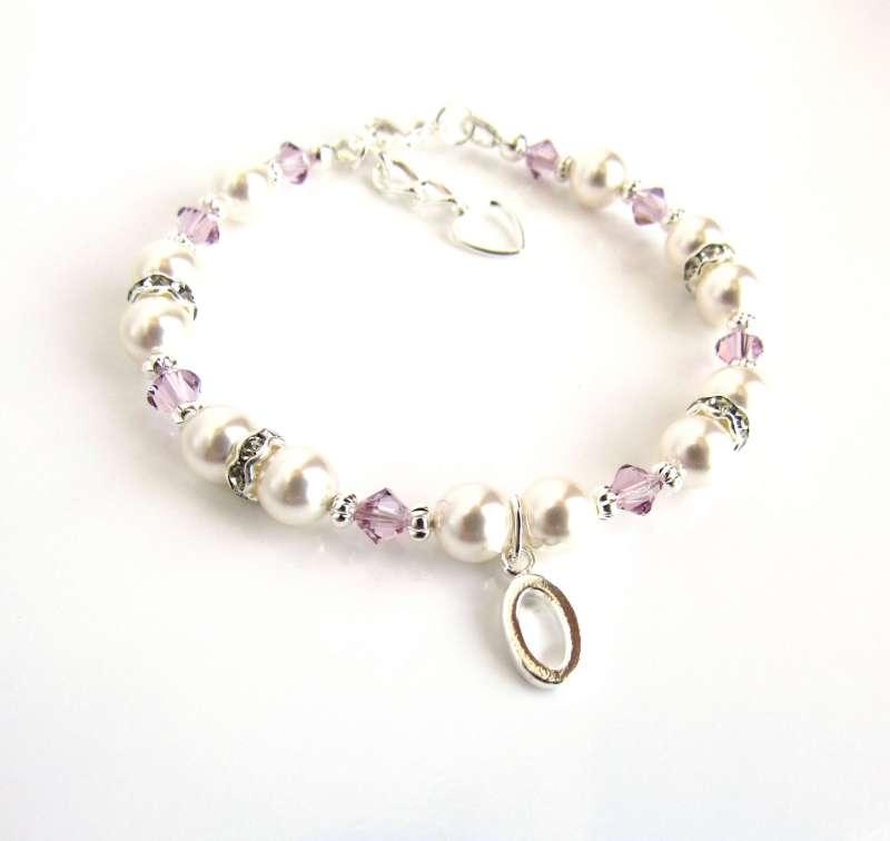 june birthstone bracelet for girls