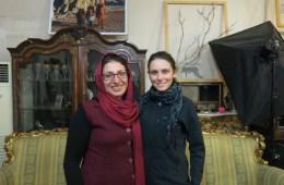 Iranian woman mahsa torah