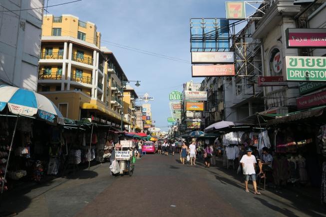 Bangkok ,Khao San Road