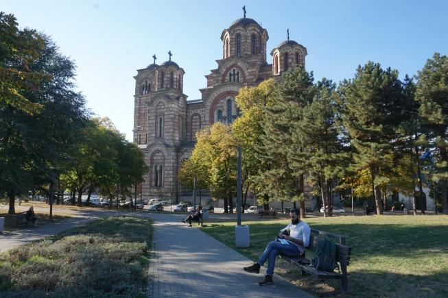St. Mark Kilisesi Belgrad gezi rehberi