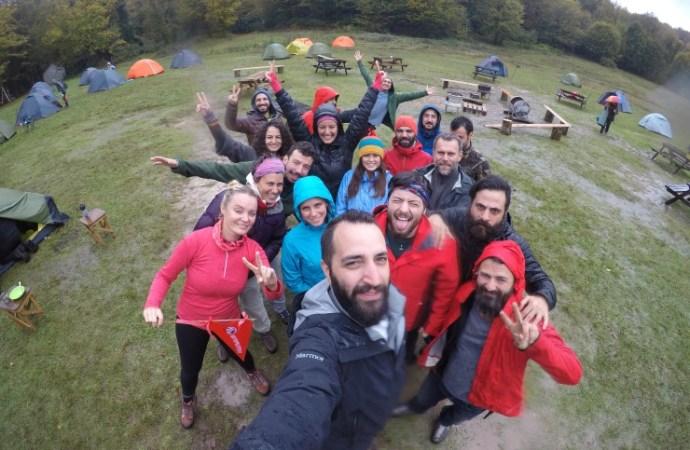 Ayıgibigez Kutupayısı Rüya Takımı Kampı Zonguldak Tas Gölü