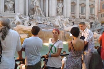 İtalya'da gönüllü çalışma