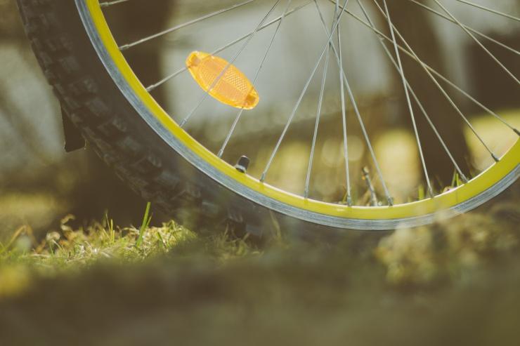 yokuşlarda bisiklet sürmek