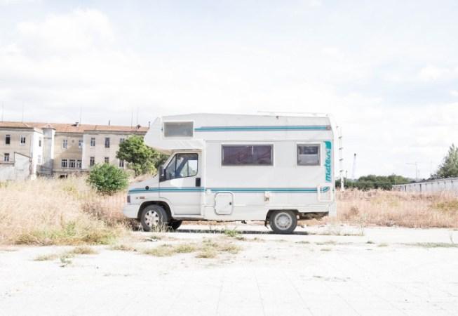 karavan almak için bütçe