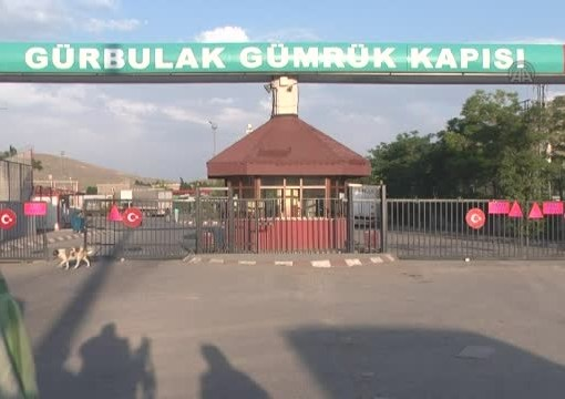Crossing from Turkey to Iran by Bicycle   Gürbulak Border Gate