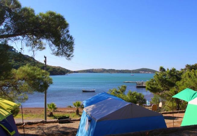 Çamlık Kamp Ayvalık │Ayvalık kamp alanları