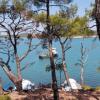 Saklı Cennet Kamp Alanı Ayvalık kamp alanları