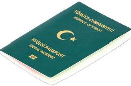 yeşil pasaporta kısıtlama
