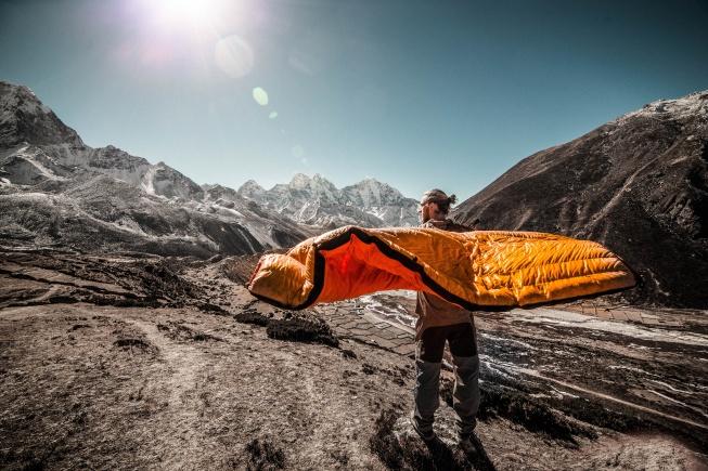 Choosing a sleeping bag