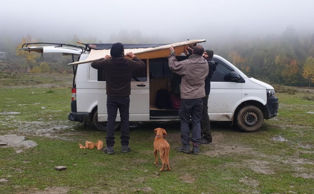 karavanla seyahatin dezavantajları