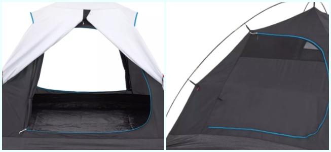 Arpenaz Fresh & Black çadır incelemesi