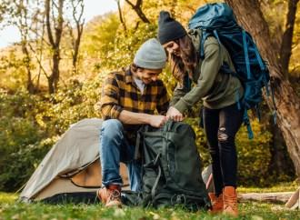 Sonbahar için kamp malzemesi önerileri