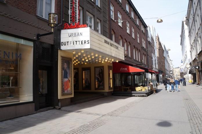 fd Biografen Röda kvarn, Nybrogatan