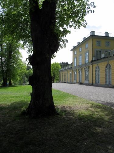 Hagaparken, Gustav III paveljong