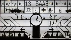 Citybanan, Stockholm City, konst Cuckoo clock