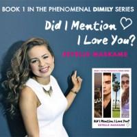 Le livre du mois : Did I Mention I Love You