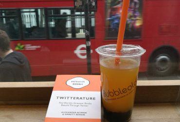 Twitterature – The Worlds Greatest Books Retold Through Twitter