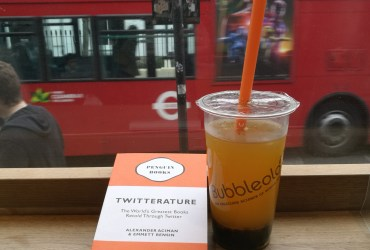 Twitterature – The Worlds Greatest Books Retold Through Twitter