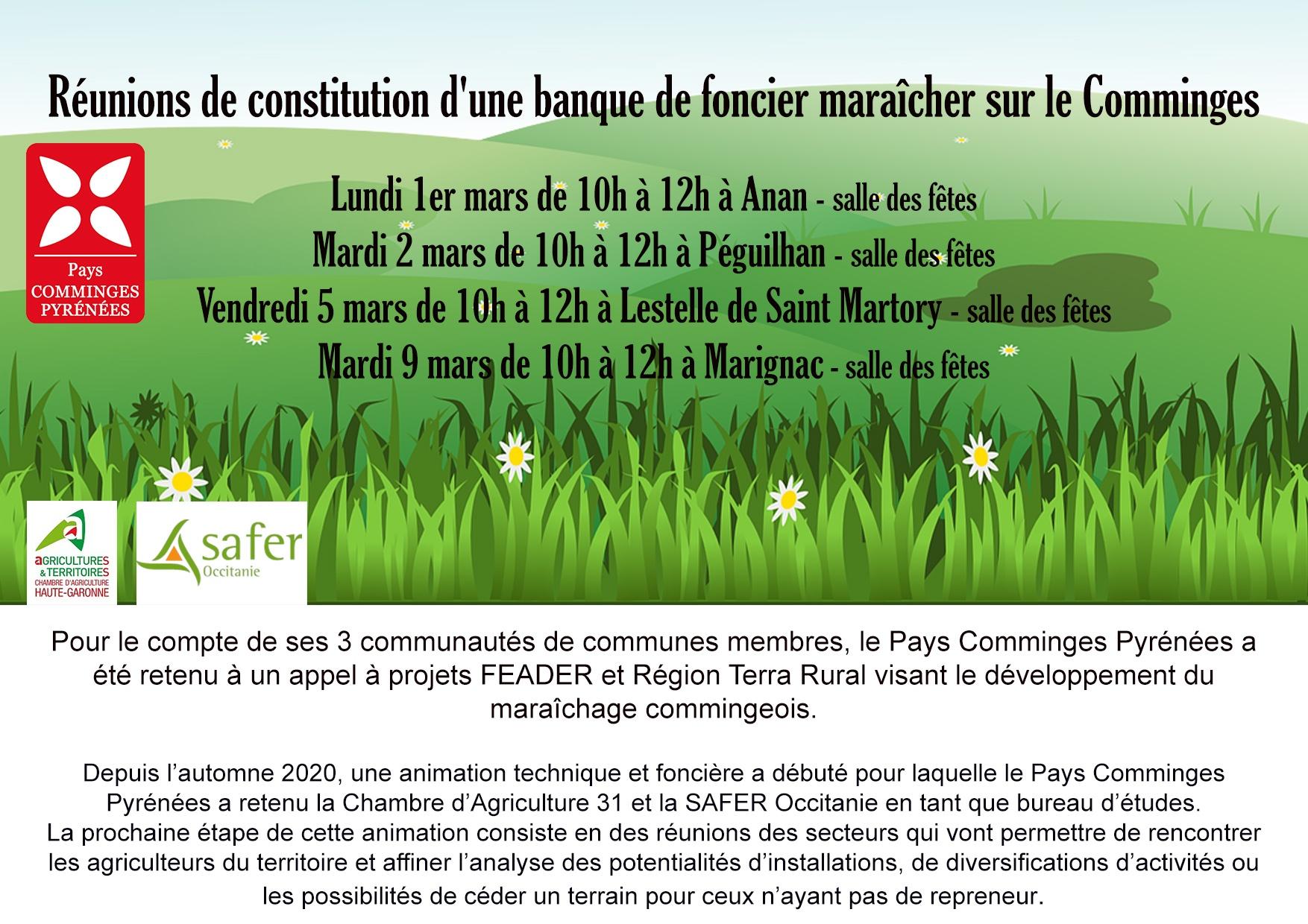 Terra rural Comminges Pyrénées
