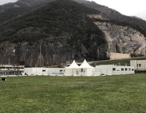 Ecole préfabriqué école de Saint-Béat