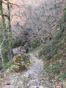 Randonnée Pyrénées Etang d'ULS