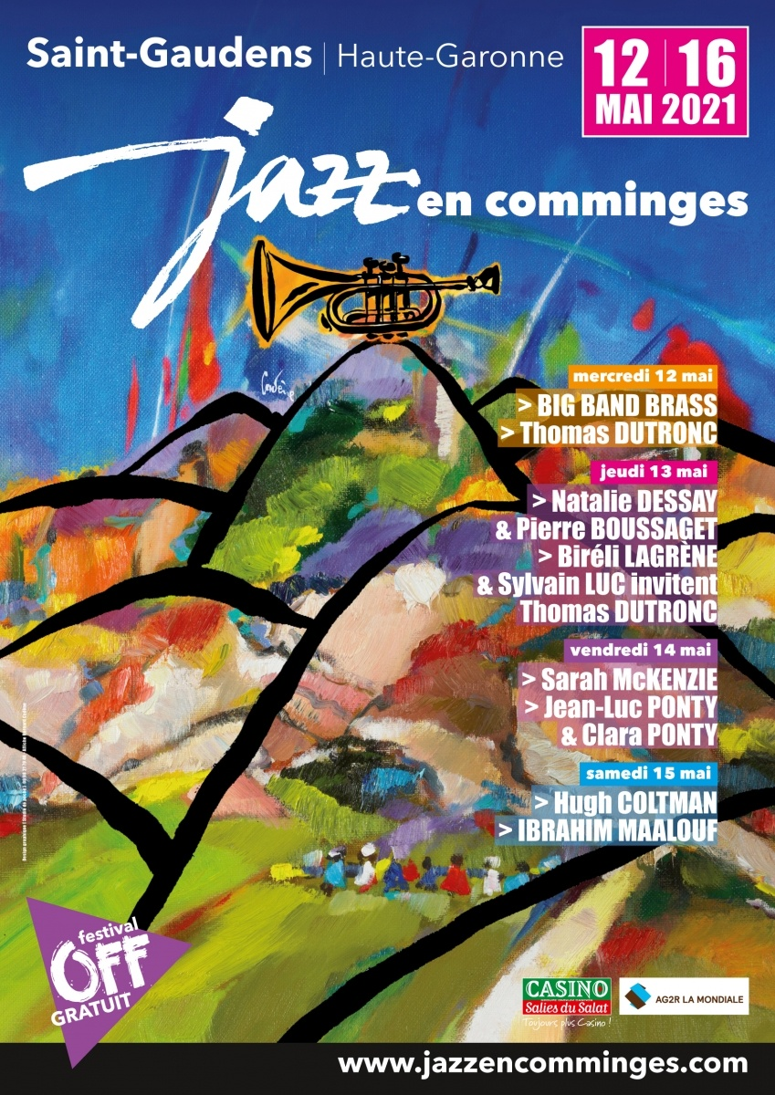 Jazz en Comminges 2021