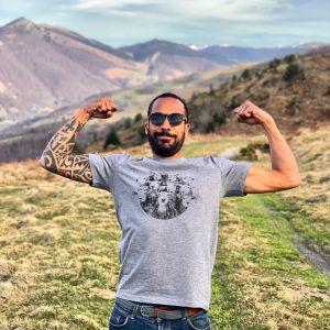 T-shirt PYR'NRV Homme