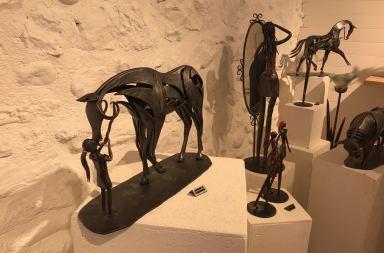 Sculpture Emmanuel Keiffer artiste Figarol