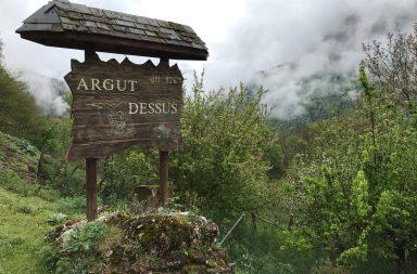 Argut-Dessus commune de Boutx