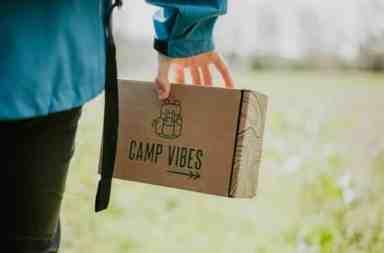 Box randonnée Camp Vibes