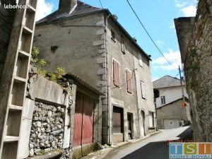 Maison de village à vendre Saint-Béat (31440)